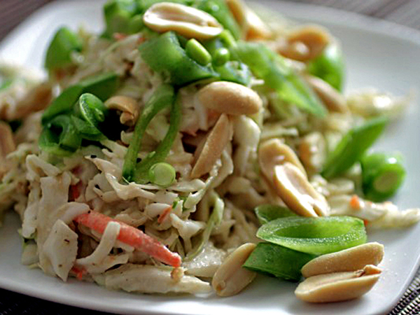 Post image for TAHINI SLAW
