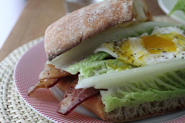 WORLD'S GREATEST SANDWICH, AKA THE 'SPANGLISH' SANDWICH