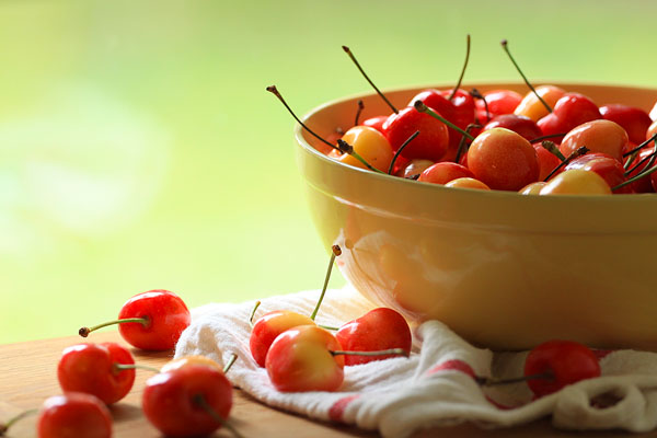 Post image for WHITE CHERRY & PEACH JAM