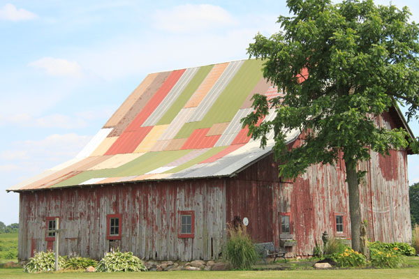 Post image for 52 sundays; july 24, 2011 – THE BARN PROJECT BEGINS