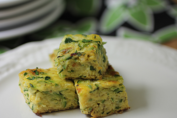 Post image for SQUASH & PECORINO FRITTATA