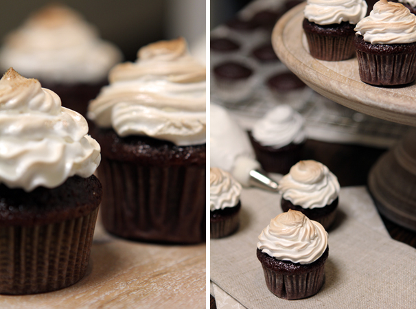 Post image for COCA-COLA CUPCAKES WITH TOASTED MERINGUE
