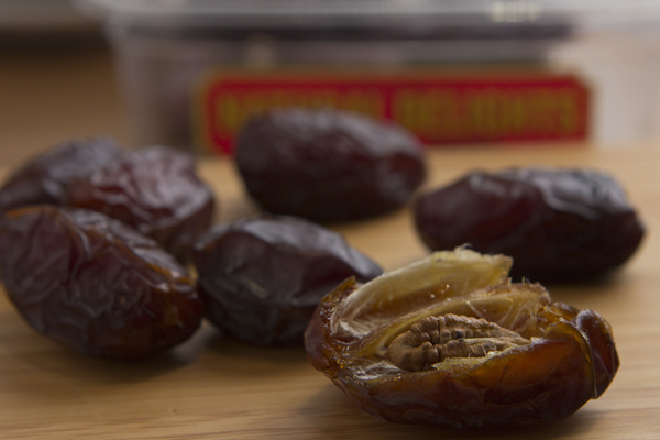 Pistachio-Stuffed Dates With Coconut Recipes — Dishmaps
