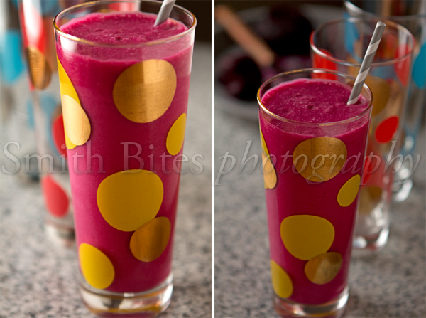 Post image for BEET SMOOTHIE