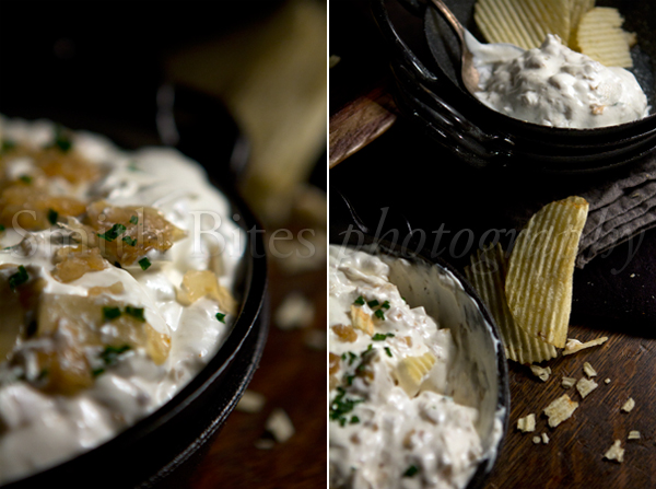 Post image for CARAMELIZED ONION DIP