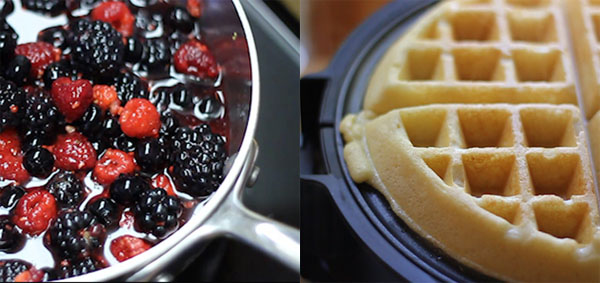 Post image for GLUTEN-FREE BROWN-BUTTER YEASTED WAFFLES
